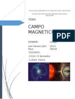 magnetismo (Fisica)