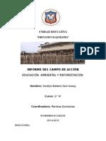 Correcion Del Informe Caro