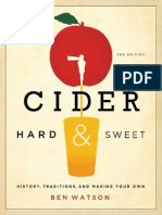 Cider, Hard and Sweet - Ben Watson