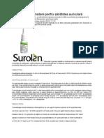 Surolan - Studiu
