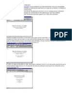 Evolución Gráfica de Microsoft Word