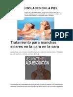 Manchas Solares en La Pie1