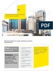 EY 2014 Sub-Saharan Africa Banking Review - Summary