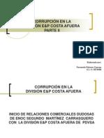 Presentación CORRUPCION COSTA AFUERA II