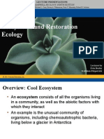 55 - Ecosystems and Restoration Ecology