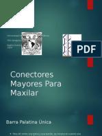 Conectores Mayores