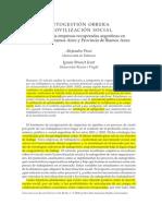 Pizzi Icart Autogestión Obrera y Movilización Social ERT 2014