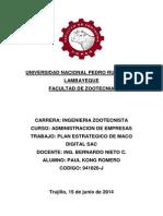 Trabajo Paul Kong ADM -UNPRG - Ing.bernado Nieto