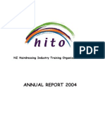 HITO 2004 Annual Report