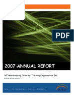 HITO 2007 Annual Report
