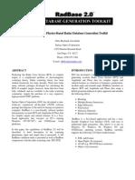 RadBase2 Tech Paper