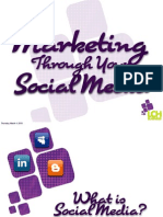 Marketing Through Your Social Media - Webinar