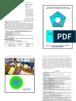 Calcular, plegar  y demostrar propiedades geométricas  de los triángulos y cuadriláteros clásicos