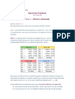MIC 211 Ejercicios Prácticos