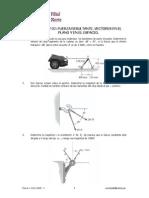 Actividad N 02. Fuerza Resultante. Vectores en El Plano y en El Espacio. Fsica I. USMP. Ciclo 2015 I
