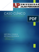 Caso Clínico Cirugia Maxilofacial - Profundizacion de Surco Vestibular