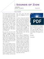March2010 Newsletter