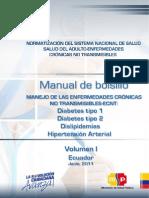 Manejo de Enfermedades Crónicas No Transmisibles 2011