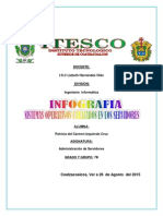 Infografia de Los Servidores en El Mercado de Las Tics