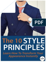 The 10 Style Principles