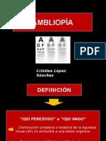 Ambliopia
