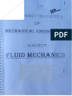 ME 1.Fluid Mechanics
