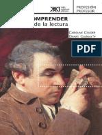 266570666 LEER Y COMPRENDER Psicologia de La Lectura