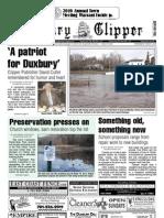 Duxbury Clipper 2010-03-03
