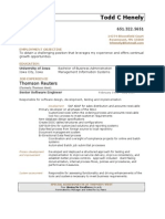 Jobswire.com Resume of trhenely