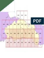 Index Peta RBI 50k Provinsi Gorontalo