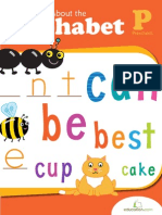 About Alphabet Workbook