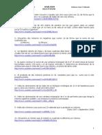 Analisis Selectividad Maximos y Minimos Ariane