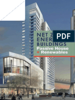 Passivehaus and Net 0 Energy