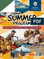 Summer Program 2015 Brochure A5 - English (14.8x21 Cm) Low-Res