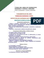 ESTRUCTURA DEL AREA DE FORMACION CIUDADANA Y CIVICA.doc
