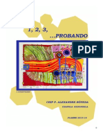 Proxecto Plambe a 2015-16