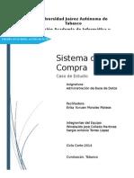 ProYecto Final database
