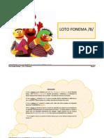 Loto Fonema /b/