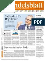 Handelsblatt - 3 September 2015 Original