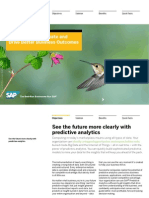SAP Predictive Analytics Solution-2015