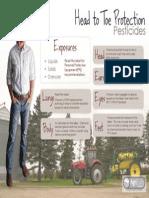 Head to Toe Pesticides - Male