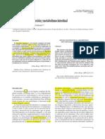 Absrsorción y  Metabolismo