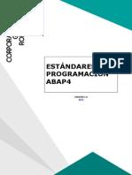 CGR EstandaresDeProgramacion ABAP4 v1 0