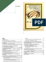 Dependencia y Desarrollo en América Latina (F. Cardoso y E. Faletto)