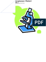 Rangkuman Materi UN Biologi SMA Berdasarkan SKL 2013.rtf