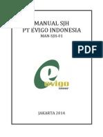 Contoh Manual SJH PT Evigo