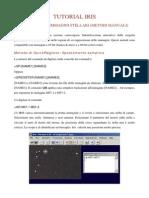Tutorial IRIS - Allineare Immagini Stellari (Procedure Manuali)