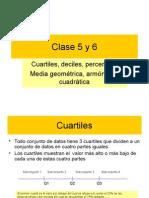Clase 5 y 6