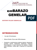 EMBARAZO GEMELAR usmp