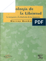 Bookchin Murray-La Ecologia de La Libertad